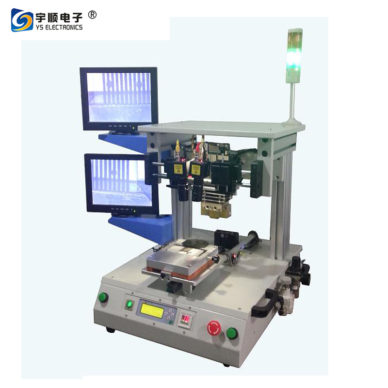 Pulse Heat Reflow Soldering machine- YSPP-1A for TCP and crimping FPC