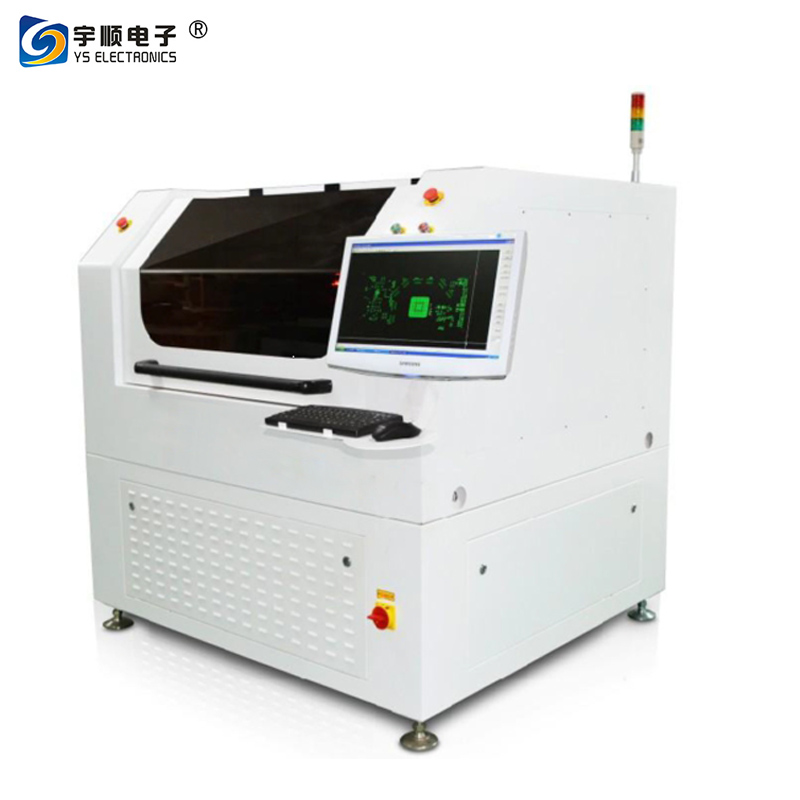 Ultraviolet laser cutting machine MicroScan1000P +