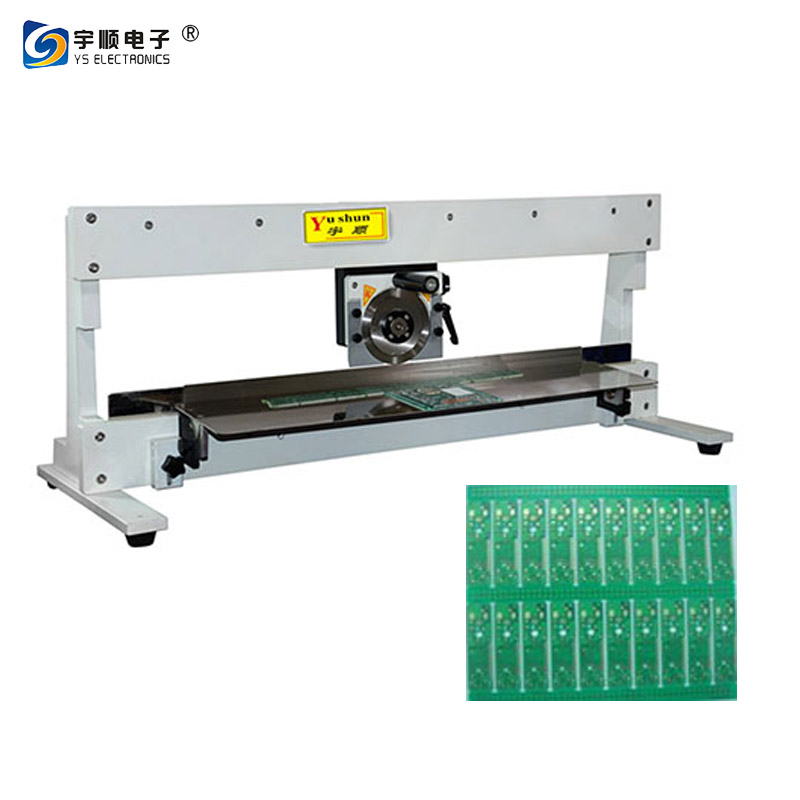 Aluminium PCB Cutting Machine -YSVC-2