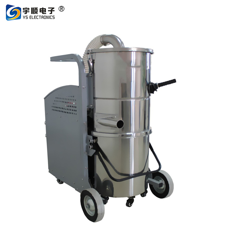Portable Three-Phase Industrial Vacuum Cleaner