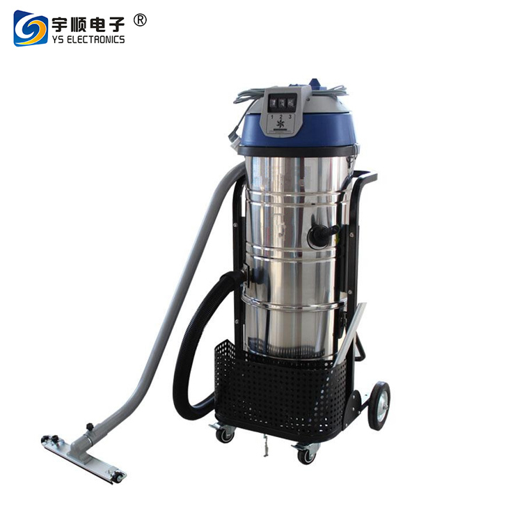 3000w 90L Wet And Dry  Stainless Steel Vacuum Cleaner