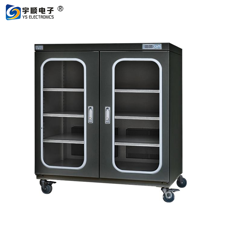 Humidity Industrial Electronics Cabinets/ Dry Cabinet Provides Humidity-Controlled Storage for Moisture-Sensitive Devices