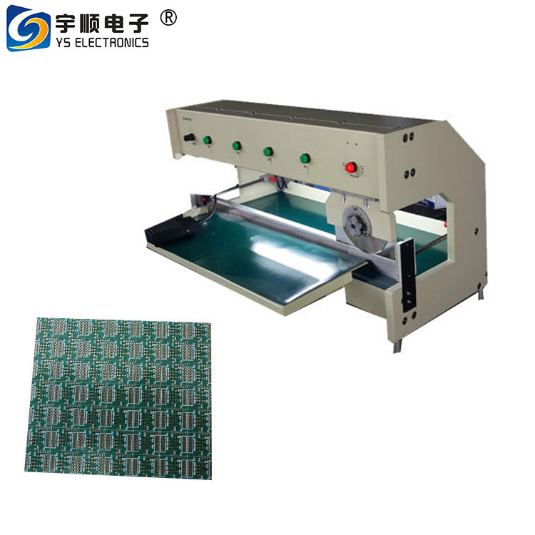 Our component height near to V-groove is 15 mm Pcb Depanelizer-Our component height near to V-groove is 15 mm Pcb Depanelizer Manufacturers, Suppliers and Exporters in vcutpcbdepaneling.com Electronics Production Machinery