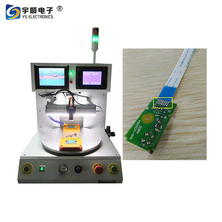 Effective Automatic Soldering Machine , 0.5-0.7 MPA Soldering Tools And Equipment