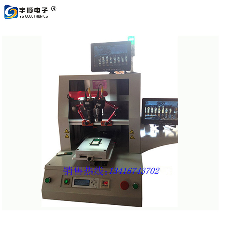 PCB,FPC Automatic Hot Bar Soldering Machine/Welding Robot with Visible LCD Display